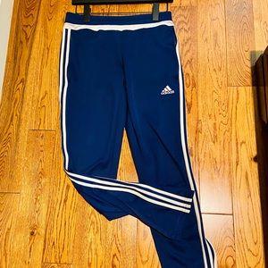 Adidas track pant navy blue